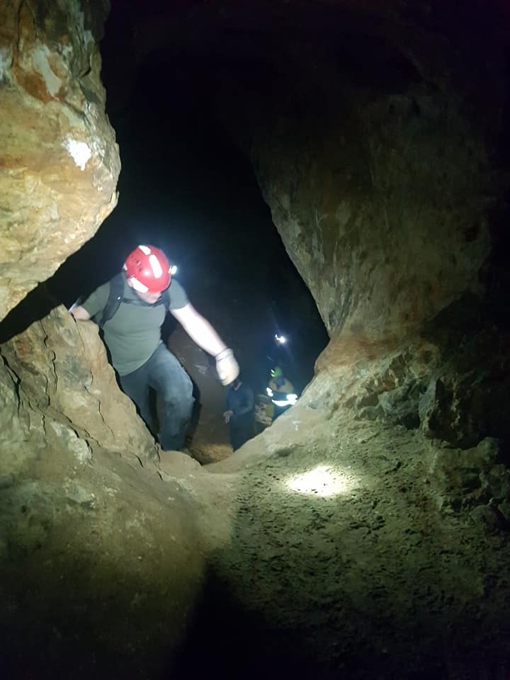 Cave Rescue Familiarisation